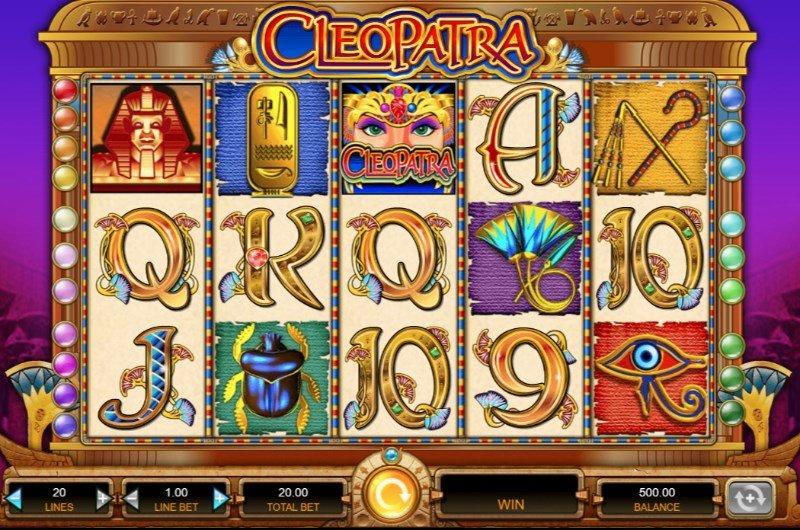 Cleopatra-พนัน