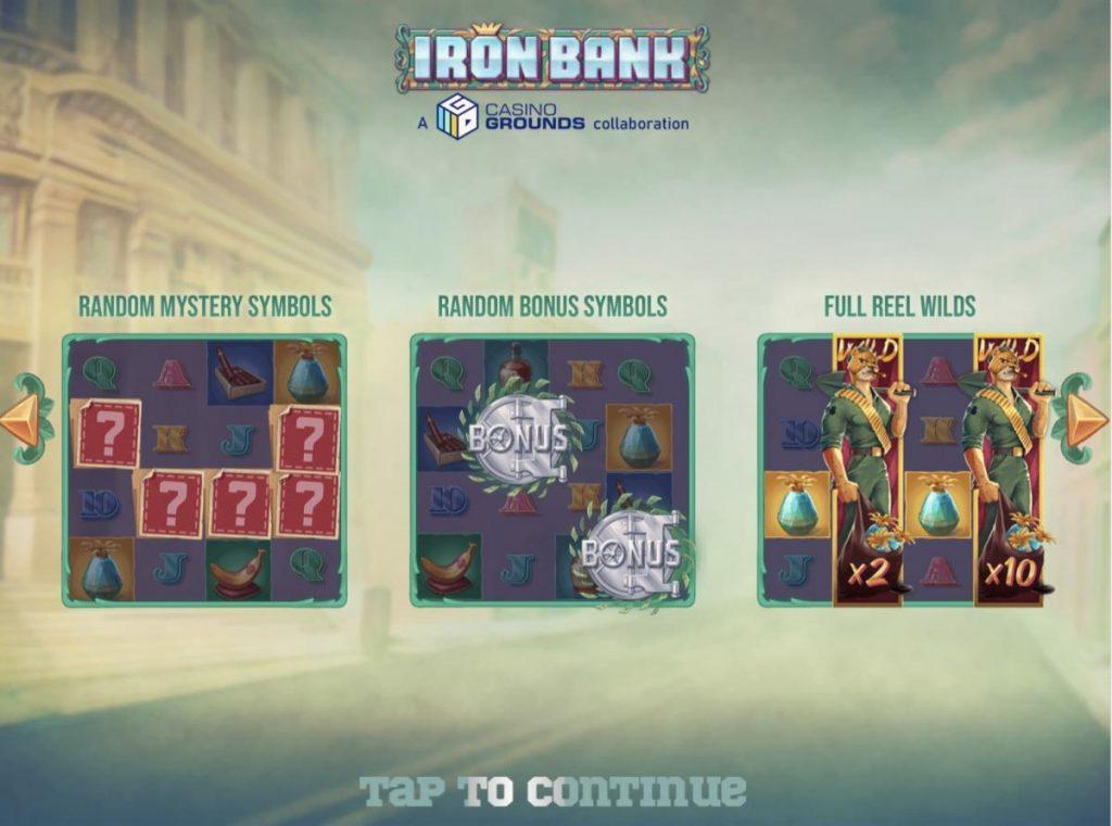 Iron Bank-คาสิโน