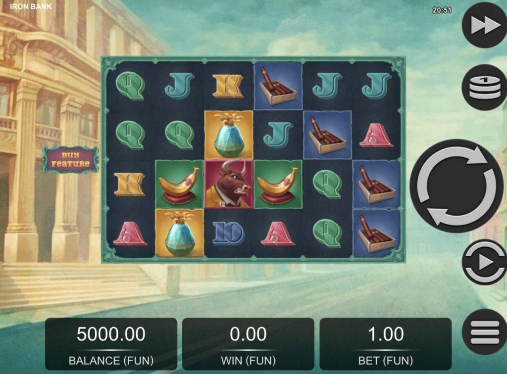 Iron Bank-พนัน