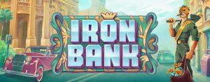 Iron Bank-เกม